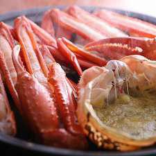 【山陰海岸ジオパーク】《香住の海を満喫!+カヤックツアープラン》『香住蟹の鍋と焼+ジオカヤック』