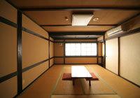 ◆広々ゆったり本間の和室(人数により部屋の広さは変わります)