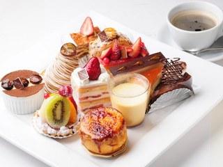 【徳島県内在住者限定】期間限定 ケーキセット&無料朝食付き♪