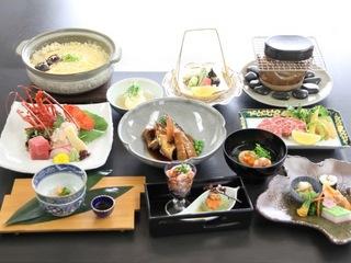 京都東山温泉と京会席★30日前までのご予約でお得な1泊2食プラン