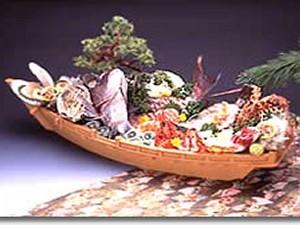 船盛と海の幸プラン