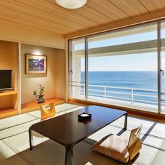 海側和室 10畳
