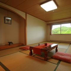 【和室12畳】おすすめスタンダードルームで志賀高原を満喫