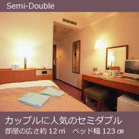 ファミリープラン★4人家族 セミダブルルーム2部屋