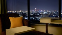【ハーフシャンパン付き♪アフター5のカップルに贈る】Sparkring Night View/室料