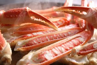 【楽天限定】★冬の松葉かに!かに焼きコースに今なら香住かにの茹で蟹付き!紅白かに食べ比べ★