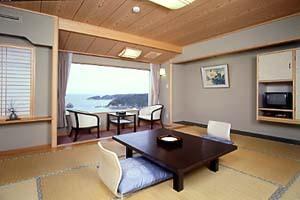 【絶景海側】和室10畳 〜「素泊まり」or「朝食付き」用〜