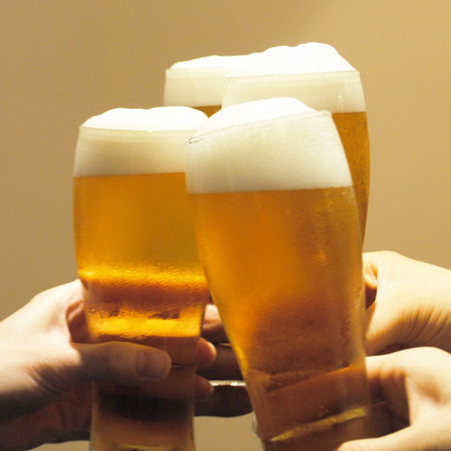 ◎平日限定◎【ビール祭りプラン】夕食時ビール飲み放題特典付♪