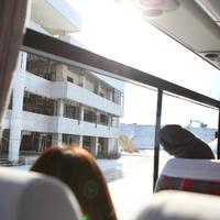 【泊まって南三陸を応援プランH】震災を風化させないための語り部バス付★鮑ふかひれ海鮮御膳