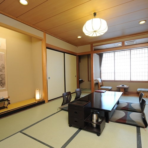 New Wing Deluxe Japanese-Style Room 16 to 20 Sq M