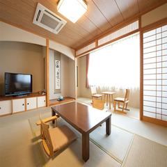 【展望準特別室|白百合】和室10畳+洋室(川側/禁煙)