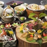 当館1番人気♪癒しの和歌山・季節の会席プラン