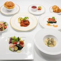 【夕食・朝食付き】三陸海岸の旬・鮮魚を盛込んだイタリアンフルコースプラン