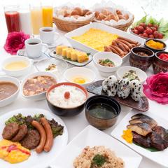 【セミダブルプラン】朝食バイキング付 カップル・ファミリーなどに大人気★ 2名様プラン販売数NO.1