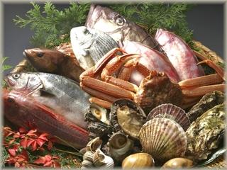 【舟盛付き海づくし料理】グループ旅行や記念日のお祝いに!海を満喫♪