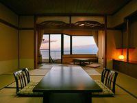 海側 和室10畳又は和室12.5畳 標準タイプ