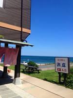 【ファミリー】海まで0分!特大絶品岩牡蠣&お刺身盛り合わせプラン