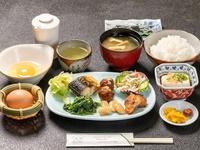【朝食付】和朝食880円☆健康的な朝食で1日をスタート☆