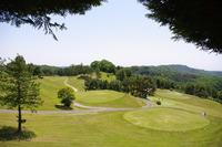 ゴルフ宿泊パックプラン「湯本スプリングスCC」宿泊当日プレー♪