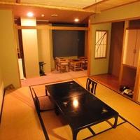 和室10畳 【バス・トイレ付】