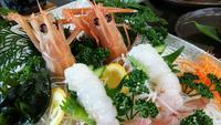 【美味!深海エビ】戸田特産の手長エビ料理プラン
