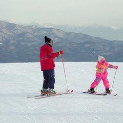 【共通リフト1日券付1泊】赤倉スキー場でスキー三昧♪