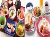 【朝ごはん付】選べる朝食 和食または洋食 スタンダードシングル 【くつろぎの16平米】