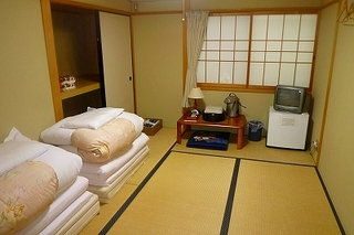 ◆貸切風呂無料◆6畳間