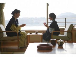 水明荘最高級料理☆あやめ会席コース