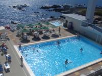 【家族旅行応援】夏休み♪海のリゾート★プールで遊ぼう!お子様半額プラン〜洋食プレート