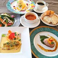 季節の旬を味わう〜料理長おすすめ★季節の鮮魚ディナー
