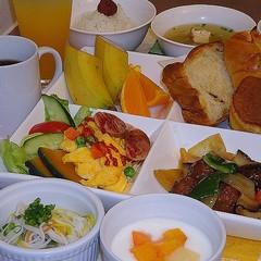 【健康サポートプラン】& 朝食サービス