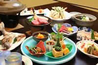 飛騨牛料理1品付き会席プラン【夕食個部屋】