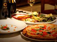 【限定2組・イタリアン】徒歩30秒!予約の取れない行列のできるレストランで夕食♪『さくらぐみプラン』