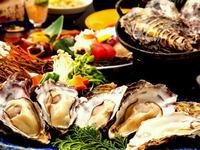 牡蠣尽くし!坂越牡蠣を使った『牡蠣鍋』や『蒸し牡蠣』を堪能するカキ三昧会席プラン