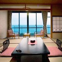 女性限定客室(和室10畳)<海側・お食事処>