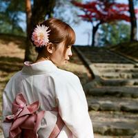 はんなり着物姿で京都歩き♪【着付け×着物セット特典】◆[素泊り]