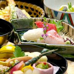 京の雅をお膳に込めて…♪【四季の京会席膳】1泊2食◆スタンダードプラン