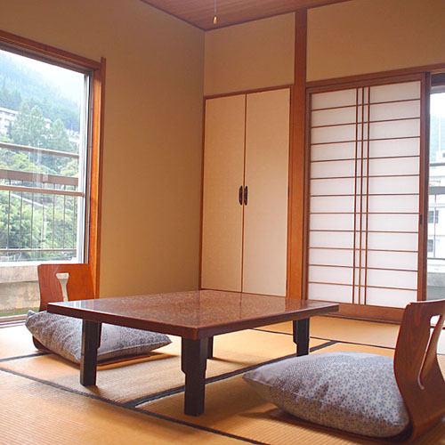 Main Building Japanese-style Room