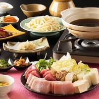 【地元神奈川ブランド】三崎マグロを贅沢に! マグロとトロメカジキの「絶品ねぎま鍋」プラン