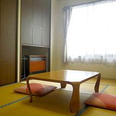 癒しの和室7.5畳(バス・トイレなし)