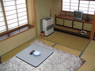 新館和室6畳◇雪椿◇