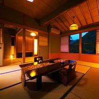 ◆特別室—雲の間—◆二間○侘び寂び味わう茶室付