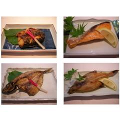 料理イチオシ *和・洋・朝食付 「お値打 朝ごはんプラン」*