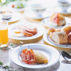 冷蔵庫フリープラン(朝食つき)
