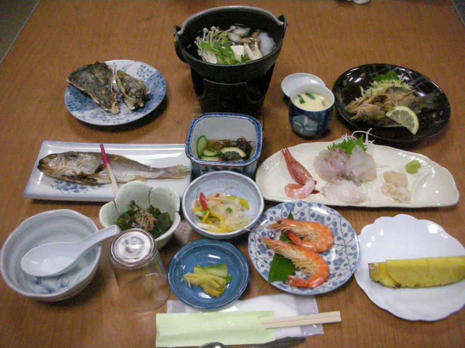Okumatsushima Minshuku Kaminoie