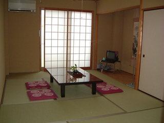 落ち着いた和室6畳〜10畳(トイレ付)