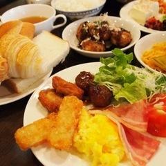 朝食無料宣言!!スタンダードプラン