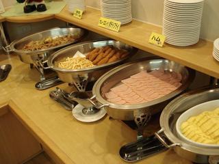 【スーパーバーゲン】最大5%OFF!バイキング朝食サービス★ ルートイン札幌北四条に泊まろう♪