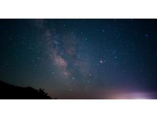 天然プラネタリウム 夜の星空観察満点の星空を眺めよう! 週末限定ナイトツアー